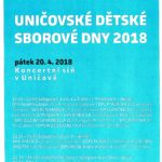 Uničov 2018