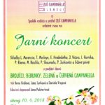 plakát jarní koncert