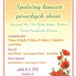 pozvánka koncert